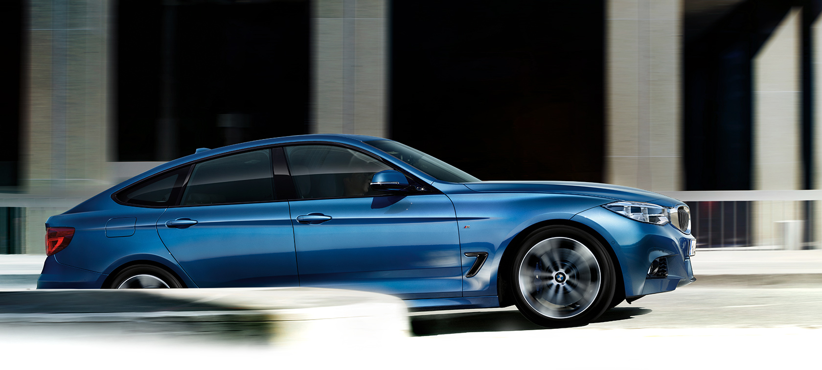 The design of the BMW 3 Series Gran Turismo