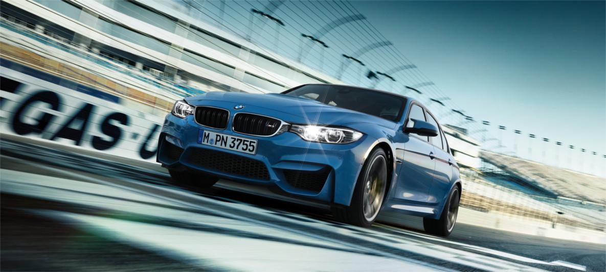 Автомобили BMW M